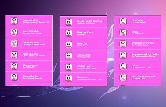 Lagu Ost BMBP Full Bonus apk screenshot