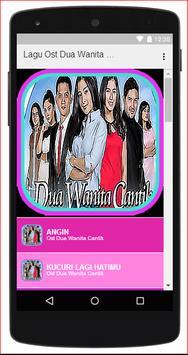 Lagu Ost Dua Wanita Cantik Lengkap poster
