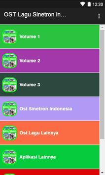 OST Lagu Sinetron Indonesia Lengkap + Lirik Mp3 poster