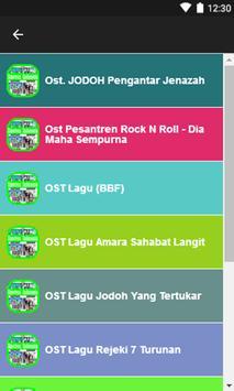 OST Lagu Sinetron Indonesia Lengkap + Lirik Mp3 screenshot 1