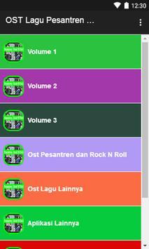 OST Lagu Pesantren Rock n Roll Lengkap + Lirik Mp3 poster