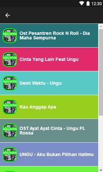 OST Lagu Pesantren Rock n Roll Lengkap + Lirik Mp3 screenshot 1