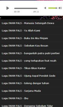 Kumpulan lagu iwan fals mp3 screenshot 3