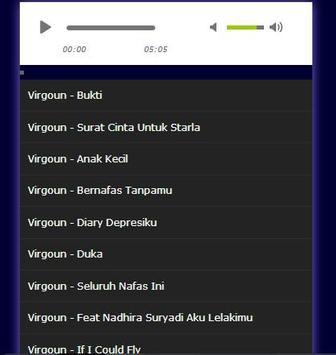 Lagu Pop Virgoun - Bukti screenshot 2