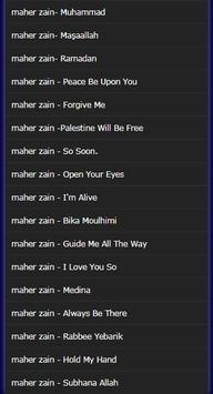 maher zein new religious song screenshot 3