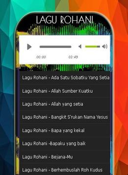 A collection of Christian True Songs apk screenshot