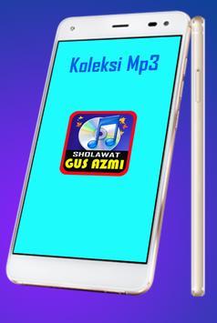 Mp3 Sholawat Gus Azmi Offline Lengkap poster