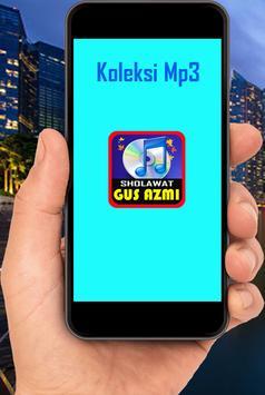 Mp3 Sholawat Gus Azmi Offline Lengkap apk screenshot