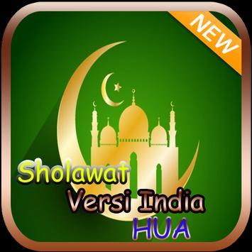 lagu Sholawat Versi India Hua | Sholawat Moderen poster