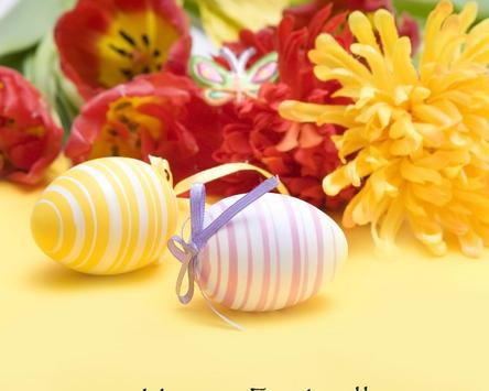 Spring Flower Easter Postcard Wallpapers screenshot 3