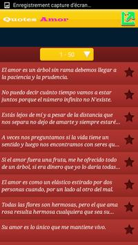 Cotizaciones Del Amor screenshot 2