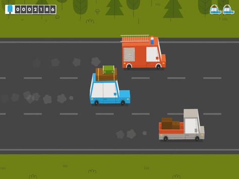 Keep Calm & Drive Faster apk screenshot