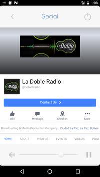 La Doble Radio apk screenshot