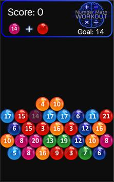 Math Brain Workout apk screenshot