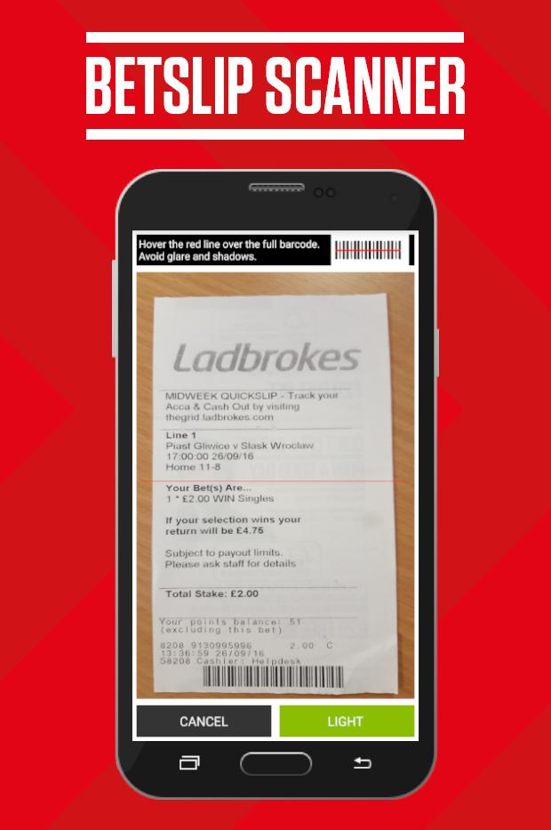 Ladbrokes The Grid for Android - APK Download