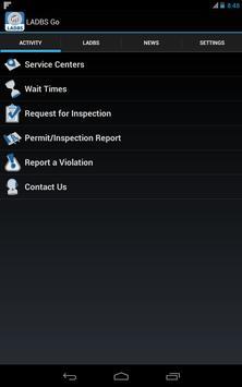 LADBS Go apk screenshot