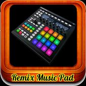 Remix music Pad icon