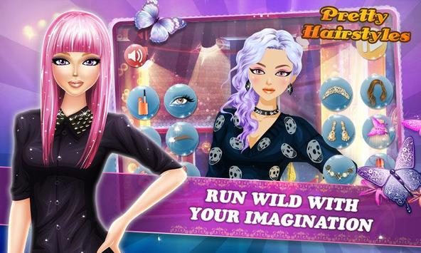 Pretty Hairstyles for Ladies screenshot 3