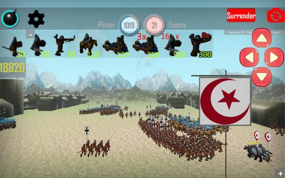 Holy Land Wars screenshot 15