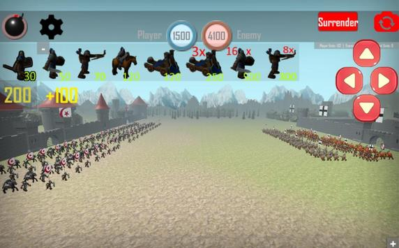 Holy Land Wars screenshot 1