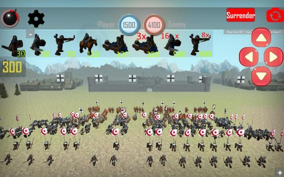 Holy Land Wars screenshot 3
