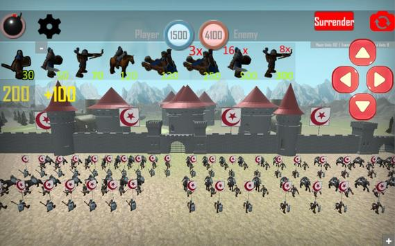 Holy Land Wars screenshot 4