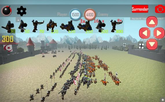 Holy Land Wars screenshot 5