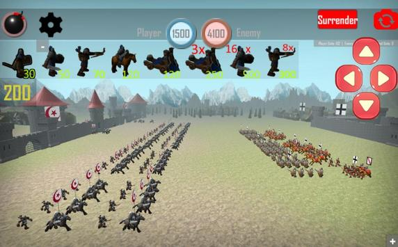 Holy Land Wars screenshot 6