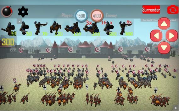 ♛ Holy Land Wars ♛ apk screenshot