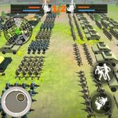 World War 3: European Wars - Strategy Game आइकन