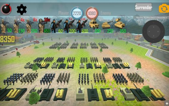 World War 3: European Wars - Strategy Game स्क्रीनशॉट 12