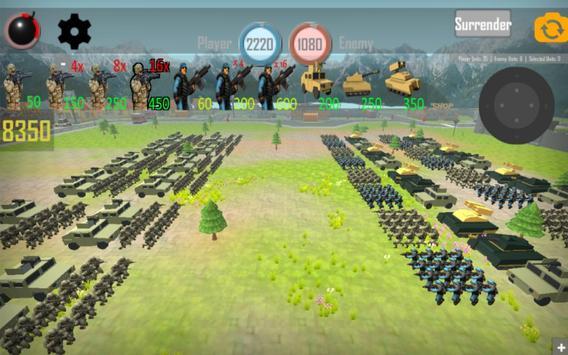 World War 3: European Wars - Strategy Game स्क्रीनशॉट 1
