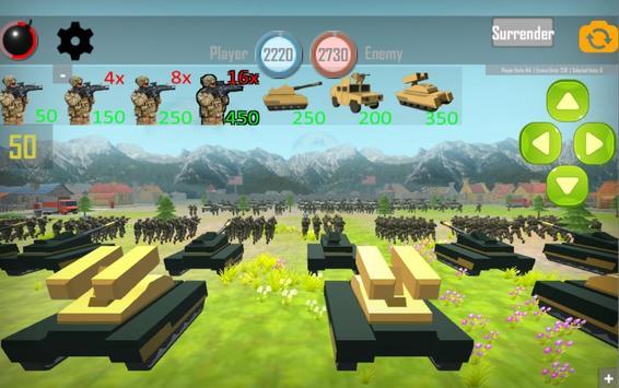 World War 3: European Wars - Strategy Game स्क्रीनशॉट 4