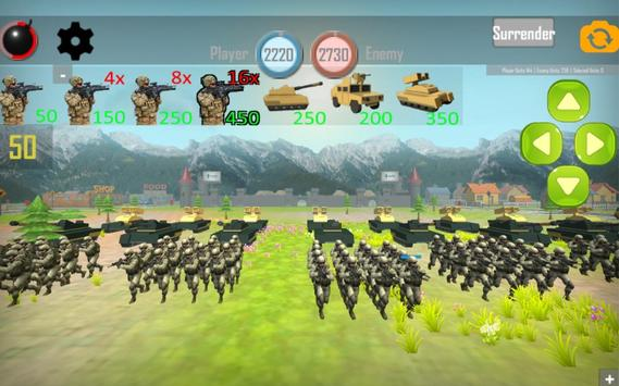 World War 3: European Wars - Strategy Game स्क्रीनशॉट 5
