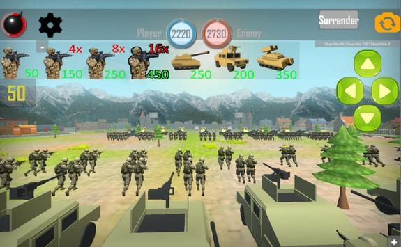 World War 3: European Wars - Strategy Game स्क्रीनशॉट 9