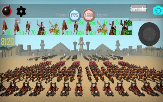 CLASH OF MUMMIES screenshot 8
