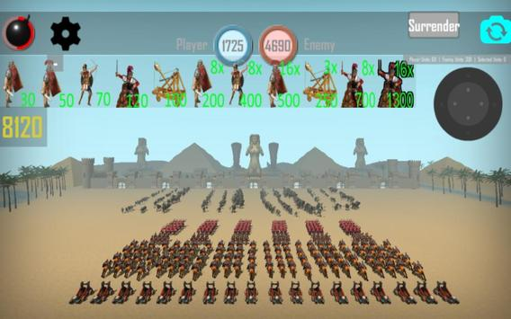CLASH OF MUMMIES screenshot 1