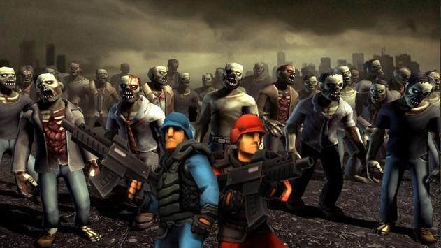 Zombies: Real Time World War apk screenshot