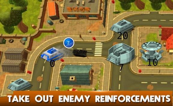 RTS Strategy Game: Tank Empire apk screenshot