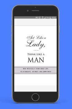 Act like a Lady Think like a Man ( free PDF ) screenshot 1