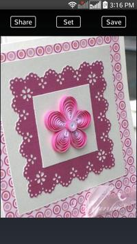 Paper Quilling Cards screenshot 6