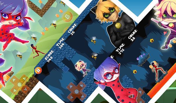 Ladybug Vs Cat Noir Adventure poster