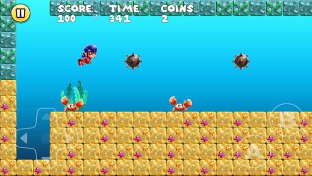Ladybug Adventures World apk screenshot
