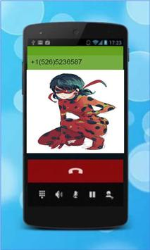 Chat With Miraculous Marinette Ladybug screenshot 2
