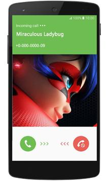 Chat With Miraculous Marinette Ladybug screenshot 5