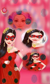 Ladybug girl Indian Dressup &Makeup 🐞 poster