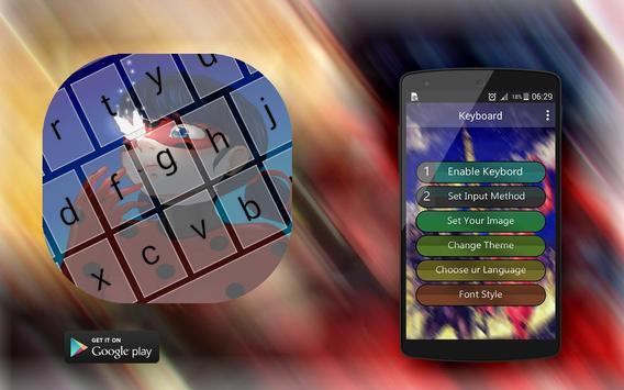 Ladybug Keyboard Of Anime screenshot 4