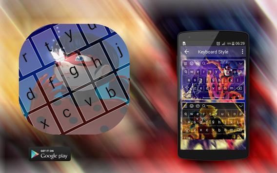 Ladybug Keyboard Of Anime screenshot 6