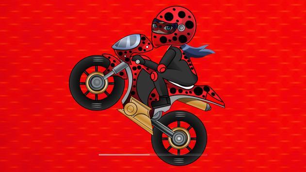ladybug motorbike miraculous screenshot 4