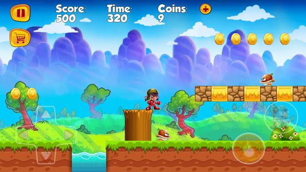 Super Ladybug Adventure screenshot 2